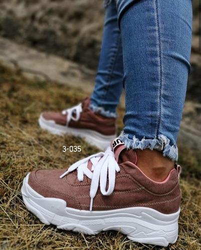 zapatos botas de dama colombiano suela alta