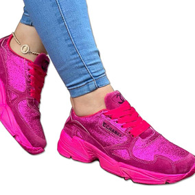 Bota John Deere Zapatos Nike de Mujer Bordó en Táchira en