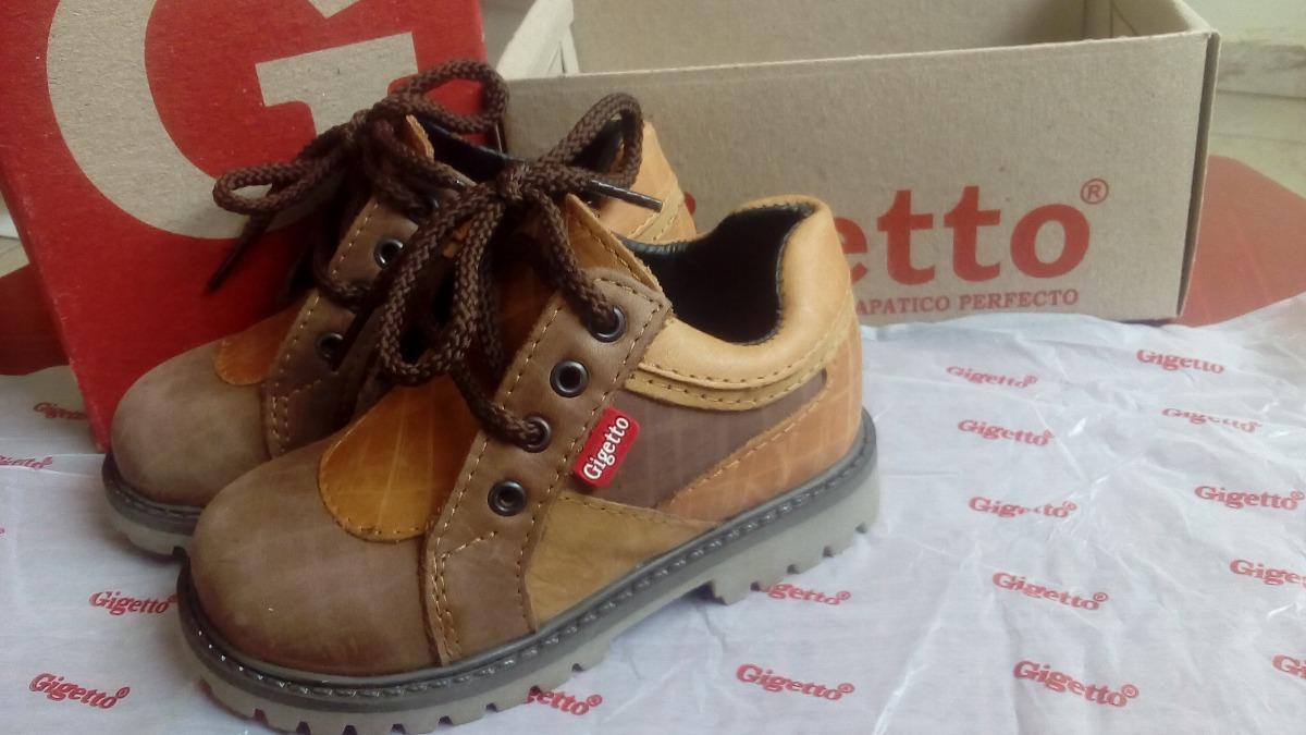 b120d2964e8 zapatos botas gigetto para niño nuevos talla 24. Cargando zoom.