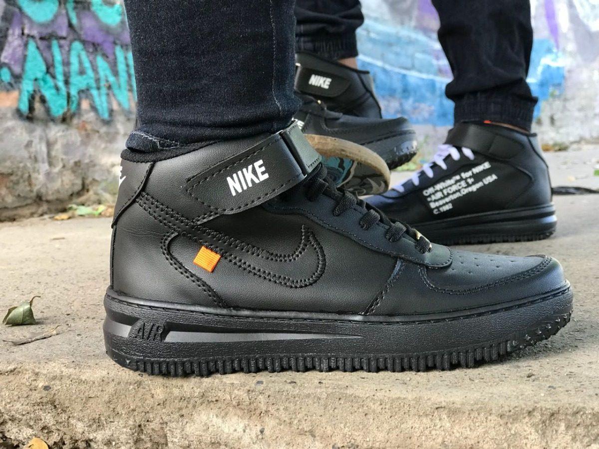 Zapatos   Botas Para Hombre Nike Air Force One   Off-white ... 004c4f8573d2b