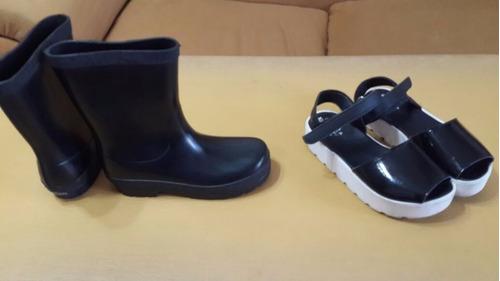 zapatos botas kickers