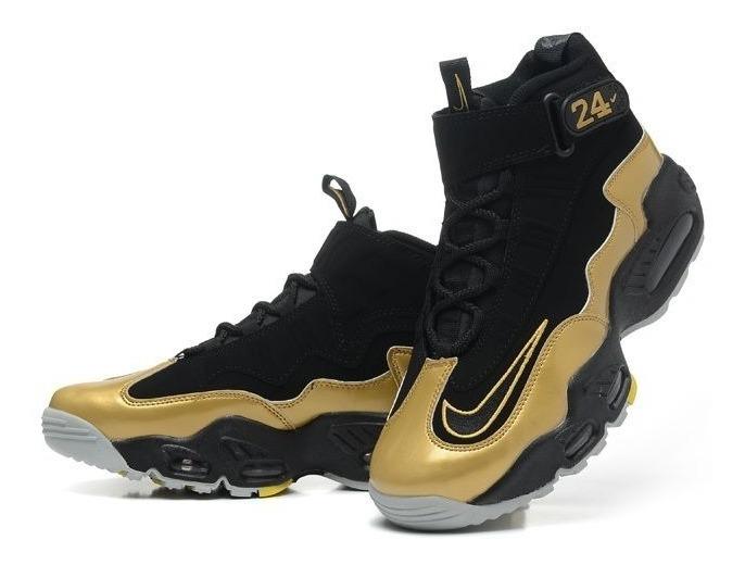 Zapatos Botas Nike Air Griffey 1 Ken Griffey Originales