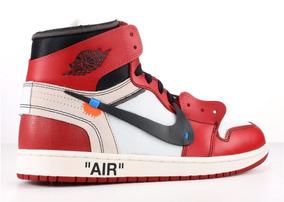Zapatos Jordan Blancas Completas Hombre Zapatos Deportivos