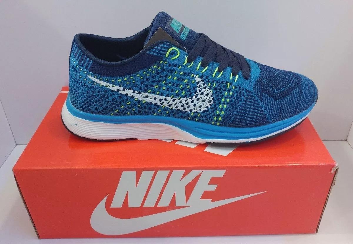 21976f9e4e07b 10871 9f9f9  where can i buy zapatos botas nike flyknit racer azul  caballero. cargando zoom. eb0b0