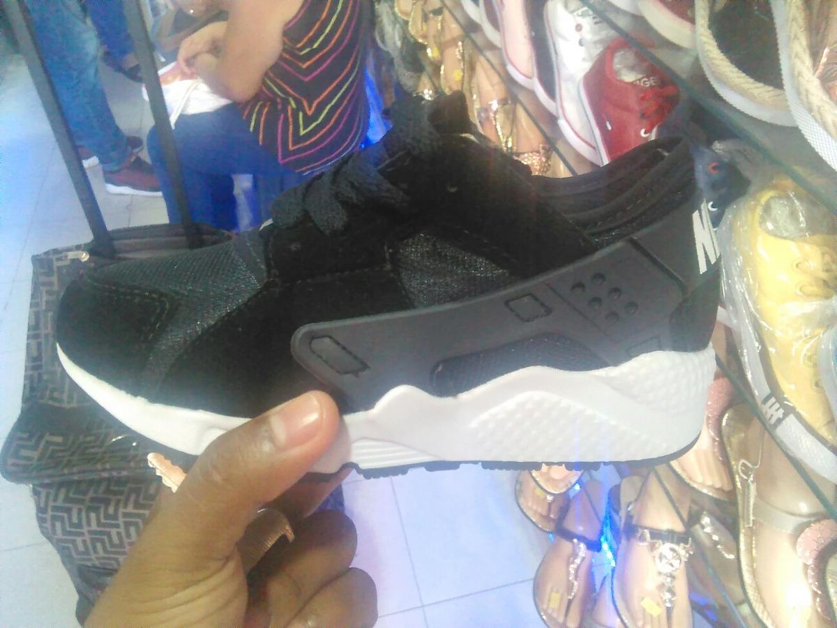 Zapatos Botas Nike Huarache De Niño Oferta