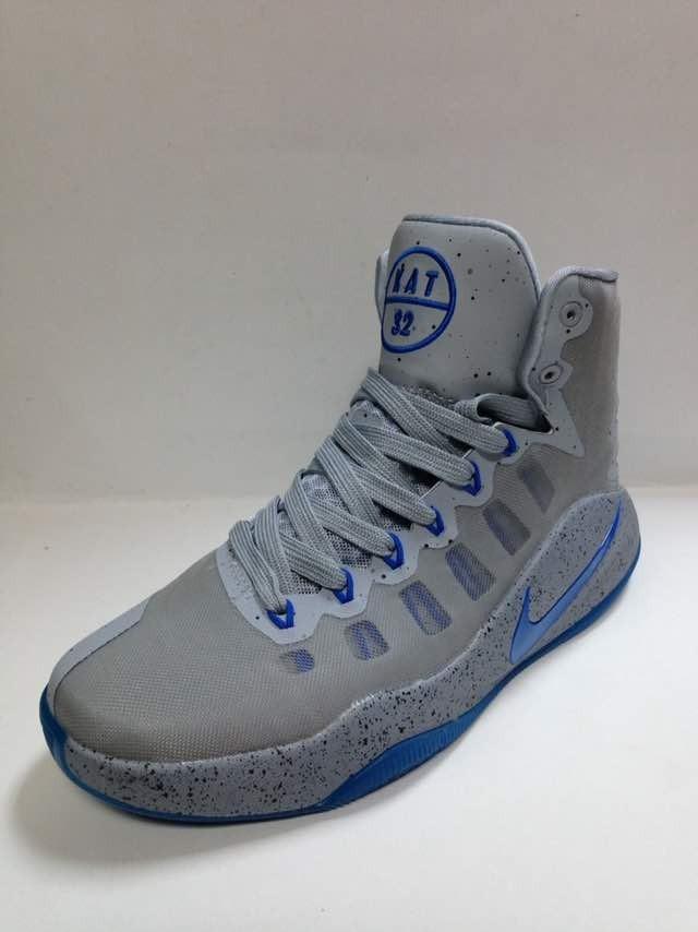 1244e688eda88 Zapatos Botas Nike Hyperdunk Corte Alto Para Caballeros - Bs. 1.250 ...