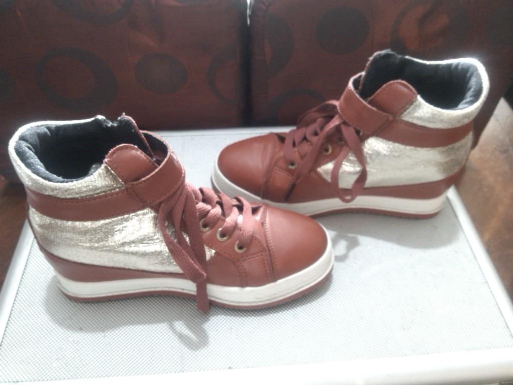 44e554928b2 zapatos botas para niña talla 36. Cargando zoom.