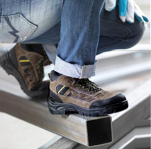zapatos  botas punta de acero seguridad industrial