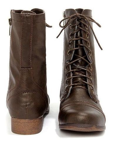 zapatos botas steve madden   madden girl  gamer