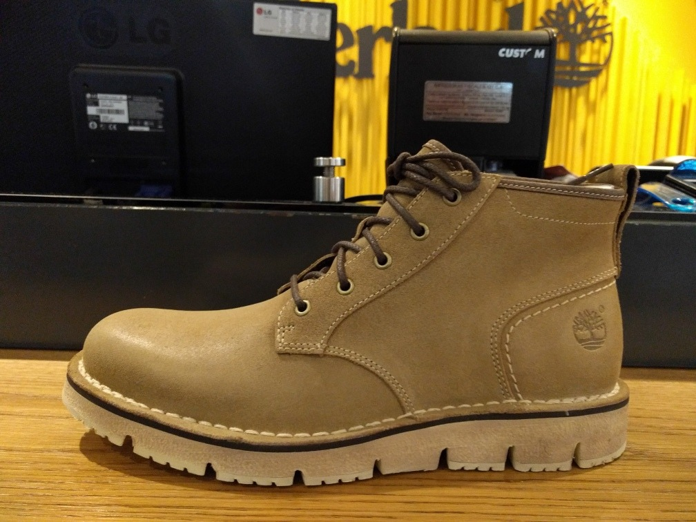 d2453ab174041 Zapatos Botas Timberland Caballero 100% Originales Wetsmore - Bs.  400.000