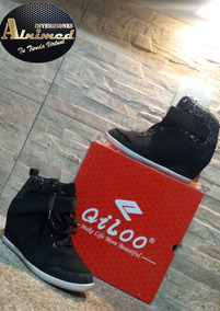 Zapatos Botin Niña Quiloo #35 10$vendo O Cambio