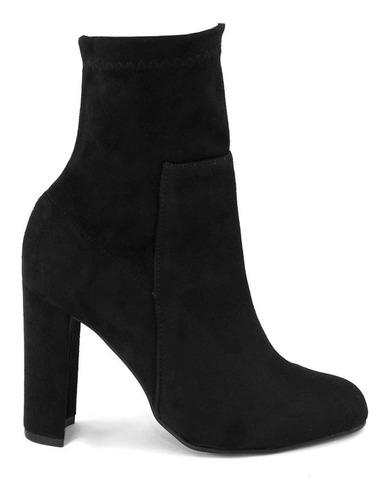 zapatos botin para mujer dama tacon colores modelos diseño calidad -04
