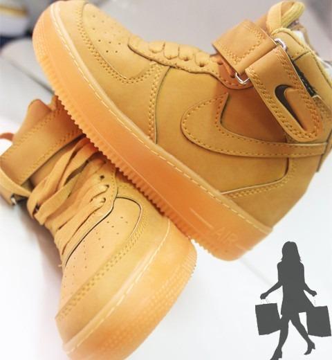 Force Niñas One 55 Air Niños Para Zapatos Y 0 Botines En Bs Nike SqttHwpa