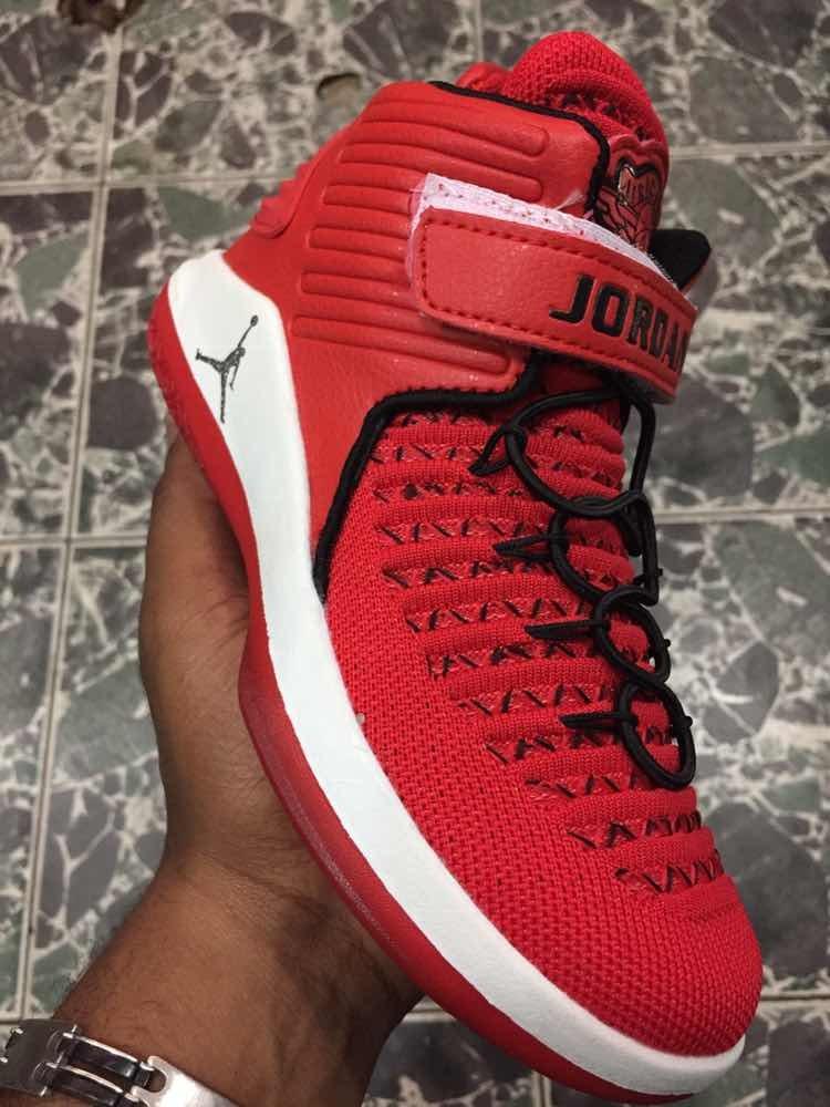 192b44793884b zapatos botines para niños air jordan retro 32. Cargando zoom.