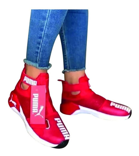 zapatos botines pm dama deportivos colombianos gym