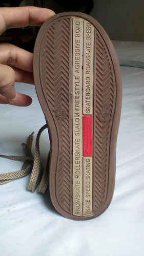 zapatos botines romano para niños talla 28