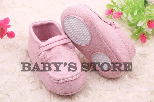 zapatos botines valerinas rosados tallas