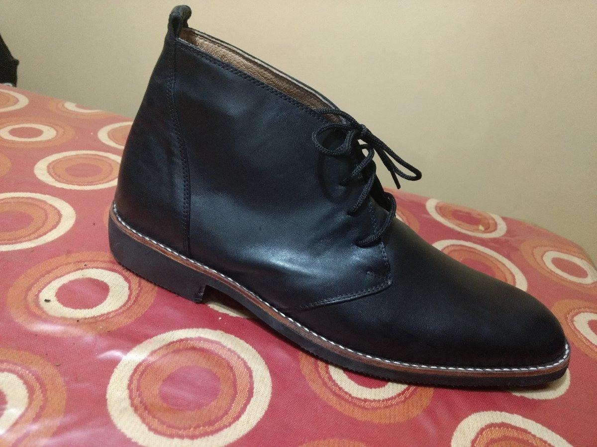 3b673b32 Zapatos Botita Hombre Fabrica Cuero Real Suela Colores - $ 1.800,00 ...
