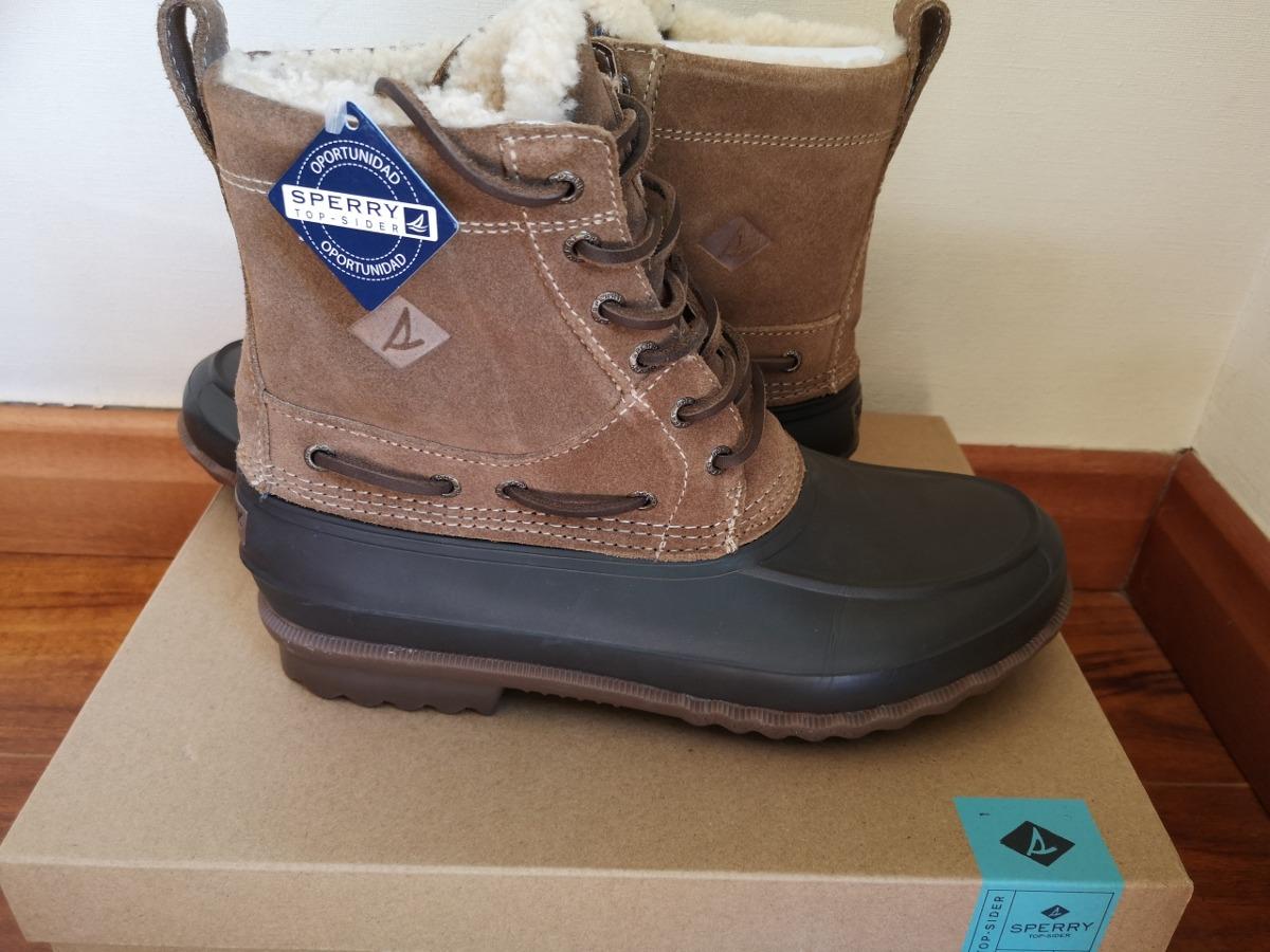 cf395cfbd3135 Zapatos Bototos Sperry Nuevos. -   59.990 en Mercado Libre