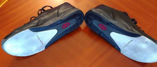 zapatos bowling masculinos