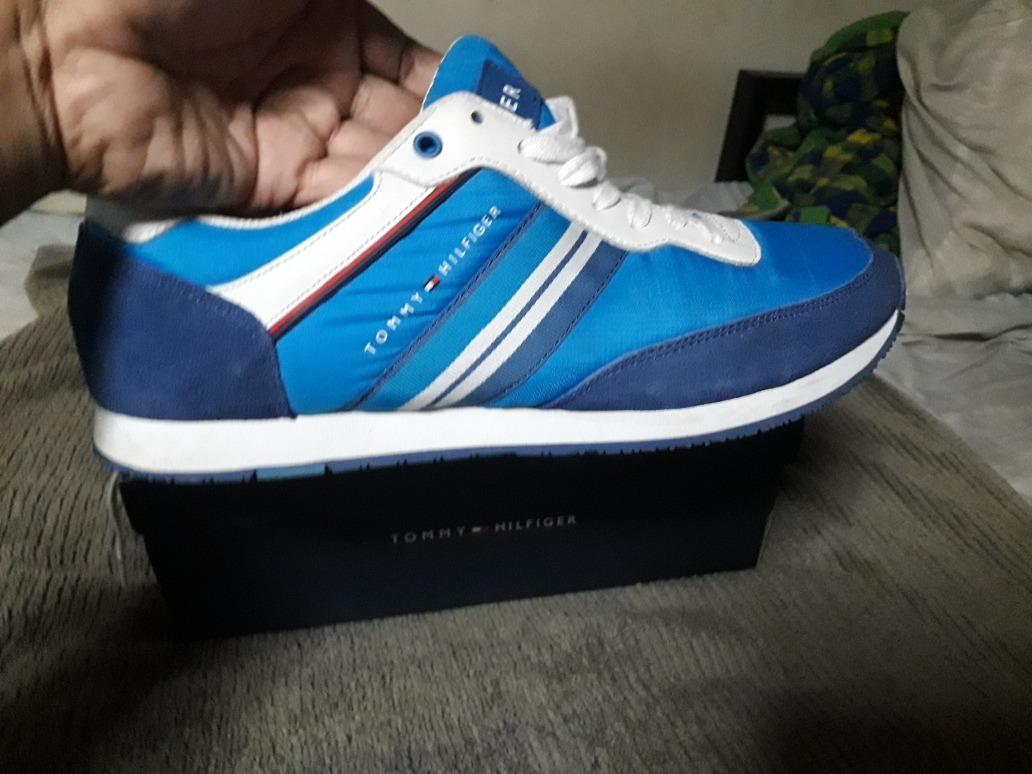 554c64416ab zapatos caballero tommy hilfiger talla 44 originales. Cargando zoom.