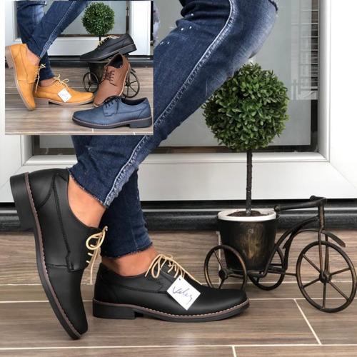 zapatos caballeros casuales+ colores + moda + envío gratis