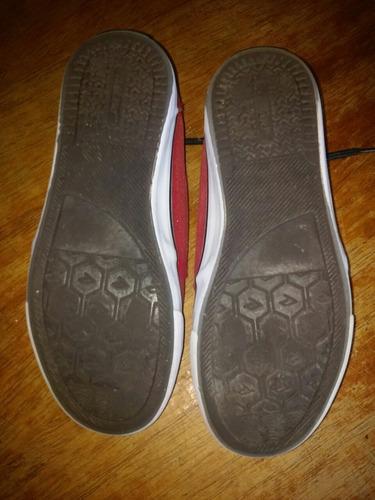 zapatos caballeros.  qiloo. tipo vans, talla 35.