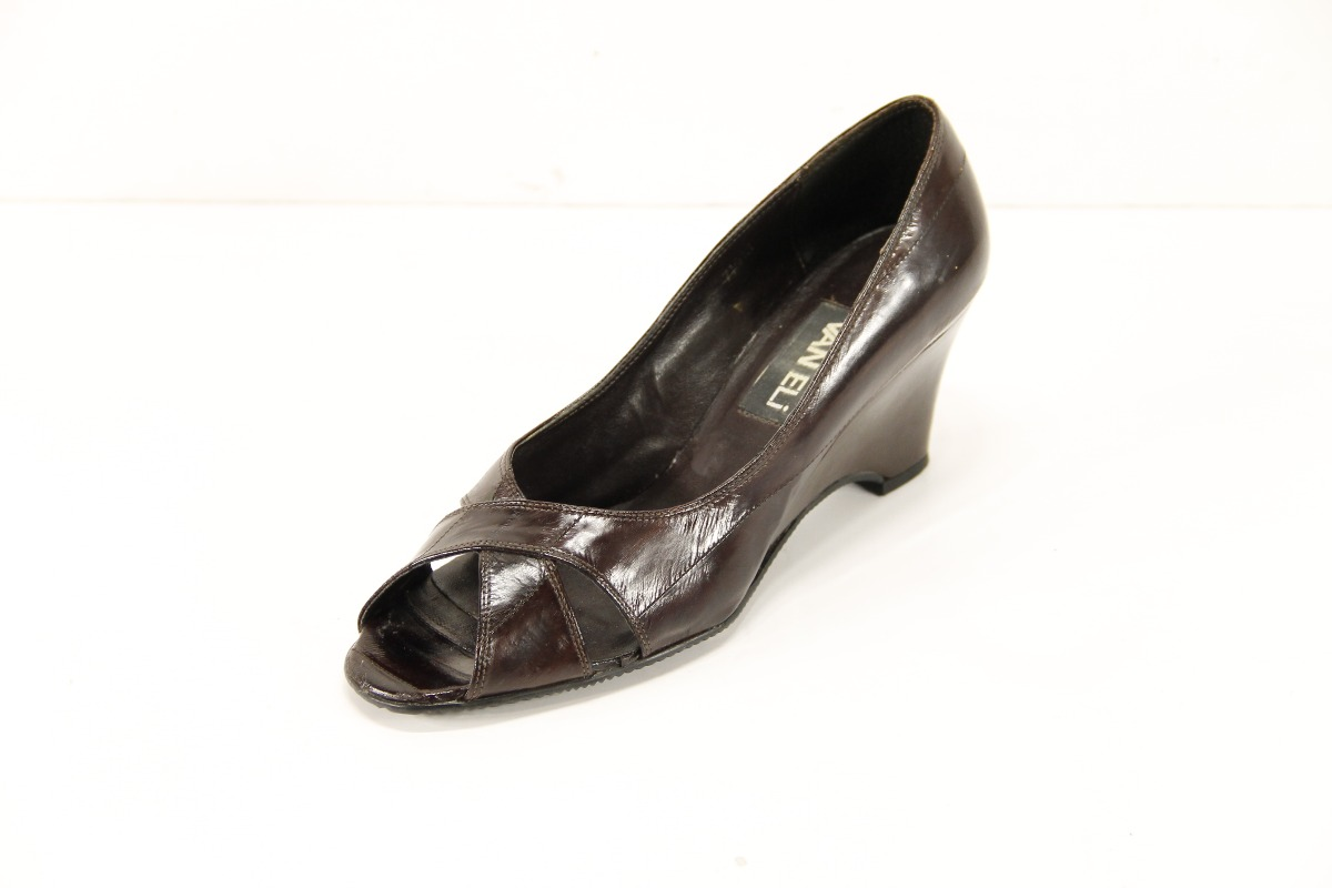 56be61be Zapatos Café Van Eli - $ 960.00 en Mercado Libre