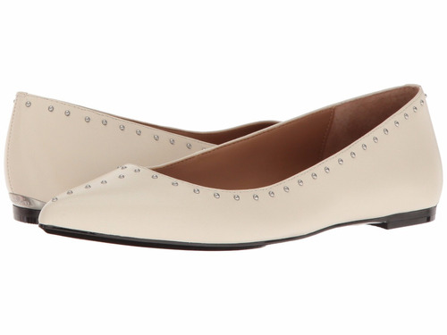 zapatos calvin klein genie flat leather