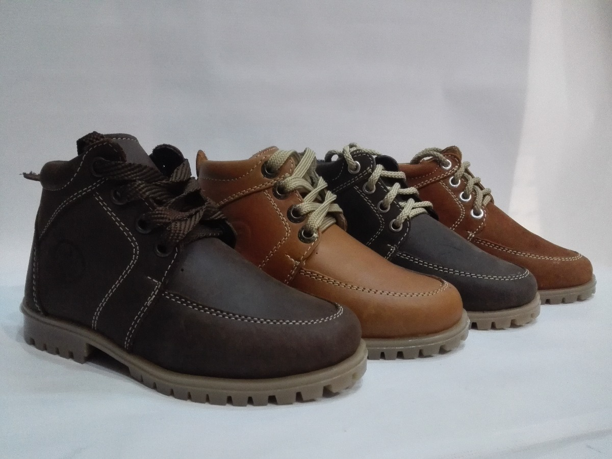 aea14c4a Zapatos Calzado Botines Para Niños - Bs. 11.400,00 en Mercado Libre