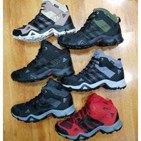zapatos adidas caña alta hombre