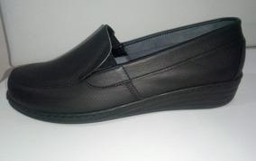 5cabfebc Zapatos Calzados Negros Para Camareras Y Enfermeras Asistenc