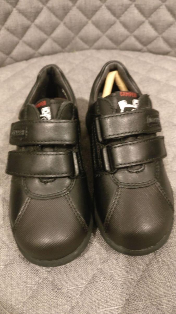 Eur Escolar Zapatos Pelotas 15 600 25 Negro Camper 00 Niños Mx 0qvwp5F8