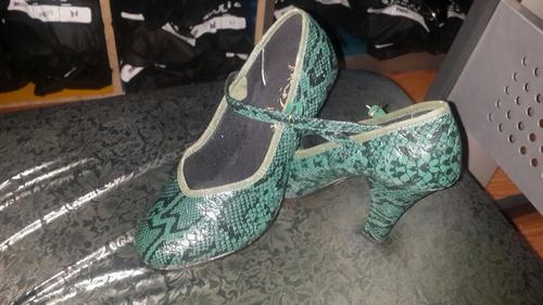 zapatos capezio brasil n 37  para tango o jazz