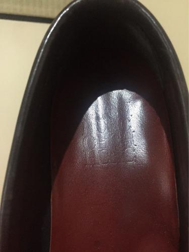 zapatos carolina herrera  excelente estado