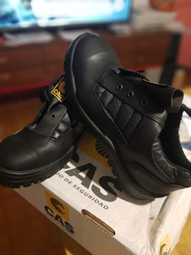 zapatos cas seguridad
