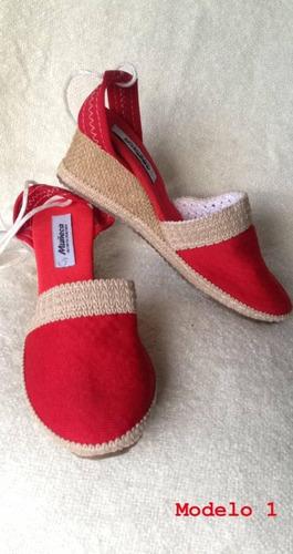 zapatos casual con trenzas sandalias cholitas cocuizas