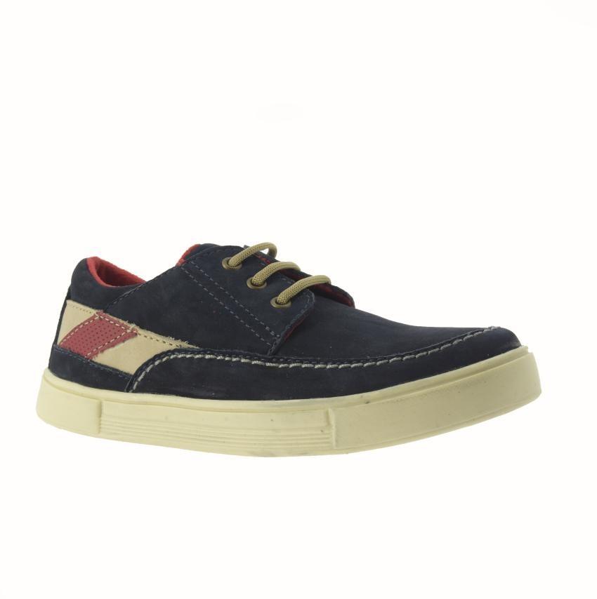 6be902f1531 Zapatos Casual Niño Azul Bung Bung -   98.785 en Mercado Libre
