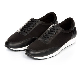Zapatos Casual Sport Negro Quest