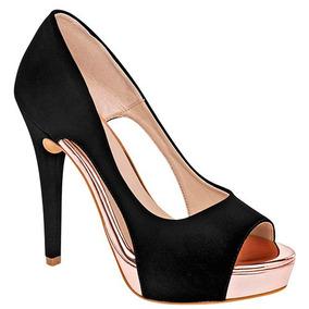 encanto de costo precio de fábrica muy bonito Zapatos Casual Tacon Been Class Niña 13c Sint Neg 54657 Dtt