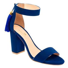 be7842b0fa3 Zapatos Para Novia Azul Rey - Zapatos para Niñas en Mercado Libre México