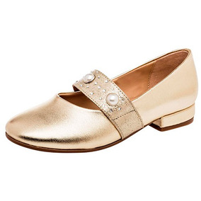 ae92f90f Zapatos Con Poco Tacon Para Niña Ninas - Zapatos para Niñas en Mercado  Libre México