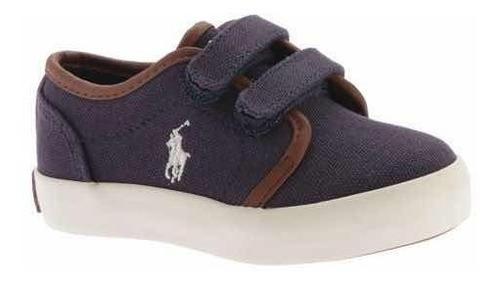 zapatos casuales bebé polo ralph lauren niño regalo nuevo