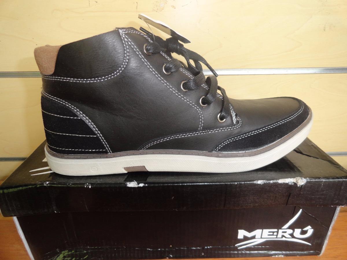 0ddc9c51 Zapatos Casuales Botines Caballero Marca Meru Original - Bs. 7,50 en ...