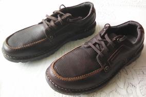 Zapatos Casuales Caballero Clarks Originales Talla 44