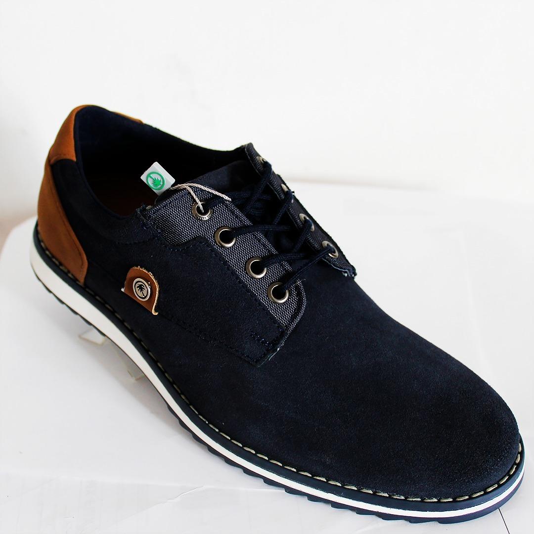 a1739f389f Zapatos Casuales Caballero Verde Tabaco Marino #27.5 - $ 845.00 en ...