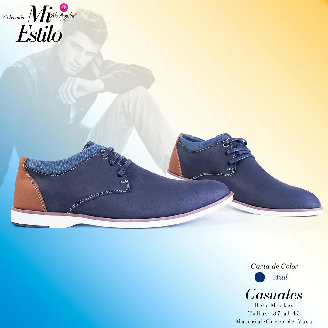 921c6e9455e88 zapatos casuales de cuero para hombre tallas desde 37 a 43. Cargando zoom.