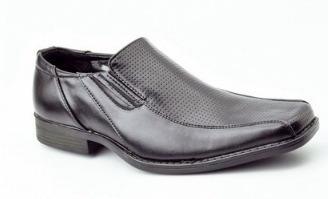 zapatos casuales de vestir sintetico caballero del 37-45