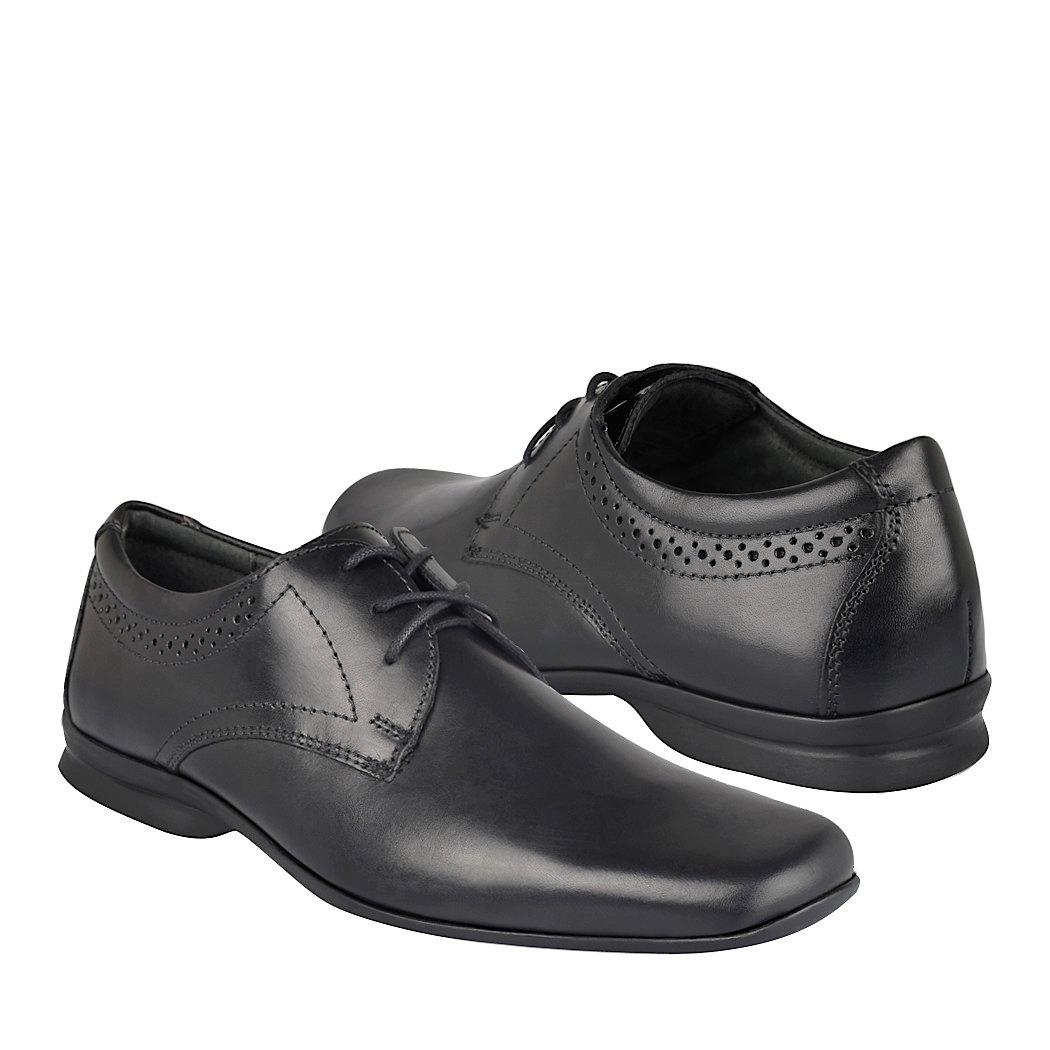 2d9795c2ef6ae Zapatos Casuales Flexi 79501 Piel Negro Liso -   689.00 en Mercado Libre