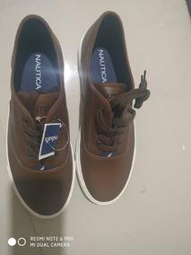buscar comprar baratas super barato se compara con Zapatos Casuales Nautica Originales Talla 41.5
